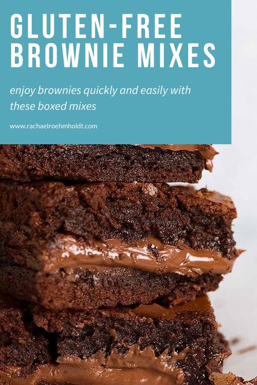 Gluten-free Brownie Mixes