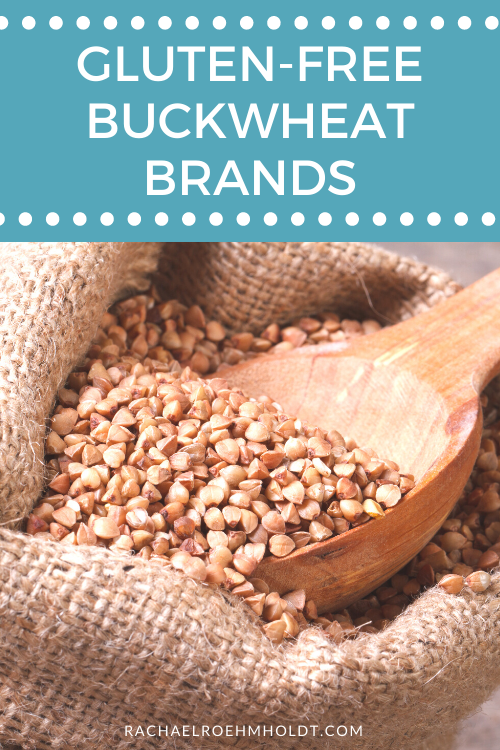Gluten-free Buckwheat Brands