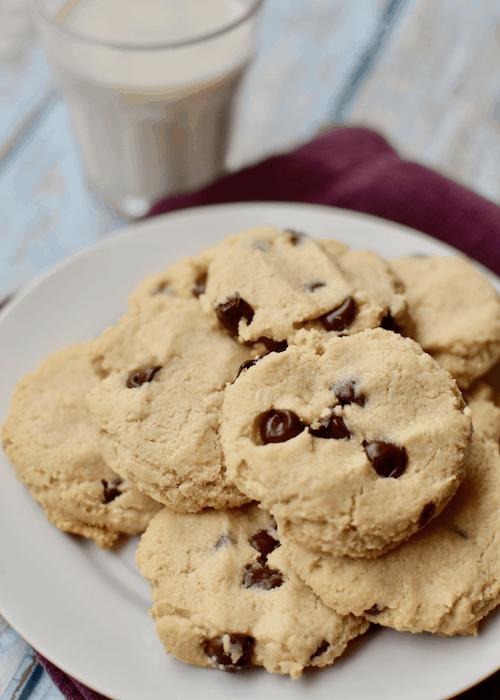 Gluten-free Chocolate Chip Cookies - 7