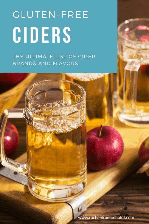 Gluten-free Ciders: find out what brands are gluten-free