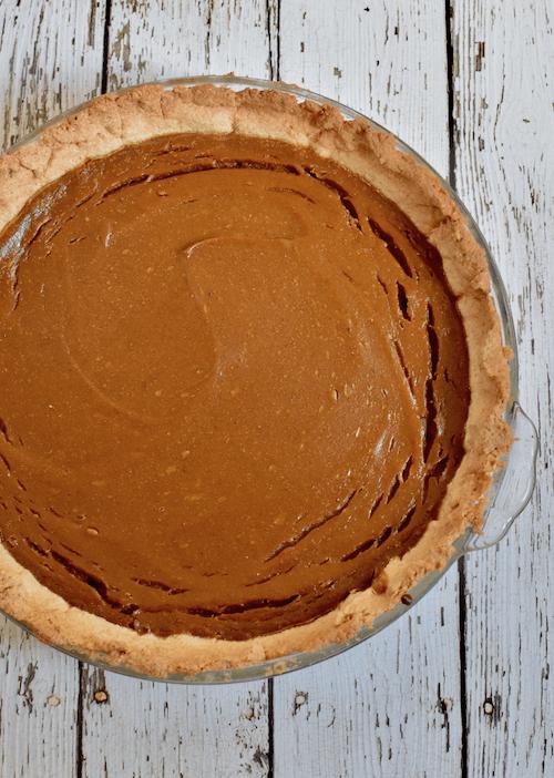 Gluten-free Pie Crust (vegan, dairy-free)