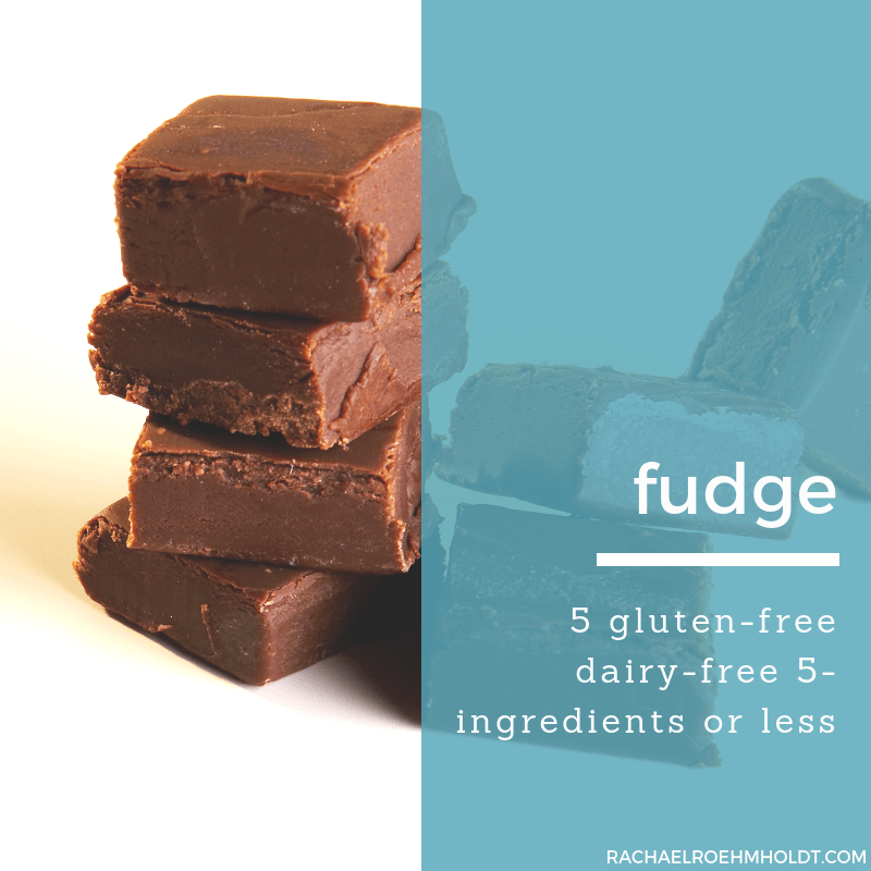 Gluten-free Dairy-free 5-Ingredients or Less Pudding, Mousse & Dip Desserts