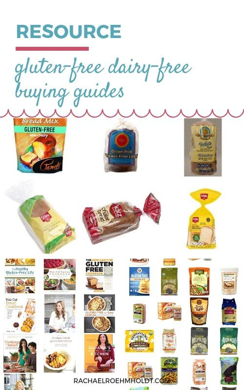 Gluten-free Dairy-free Buying Guides