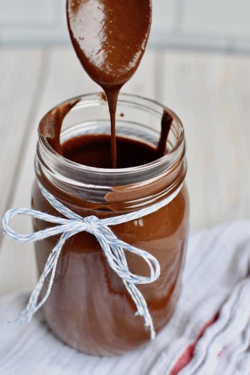 Dairy-free Nutella