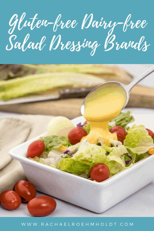 Gluten-free Dairy-free Salad Dressing Brands