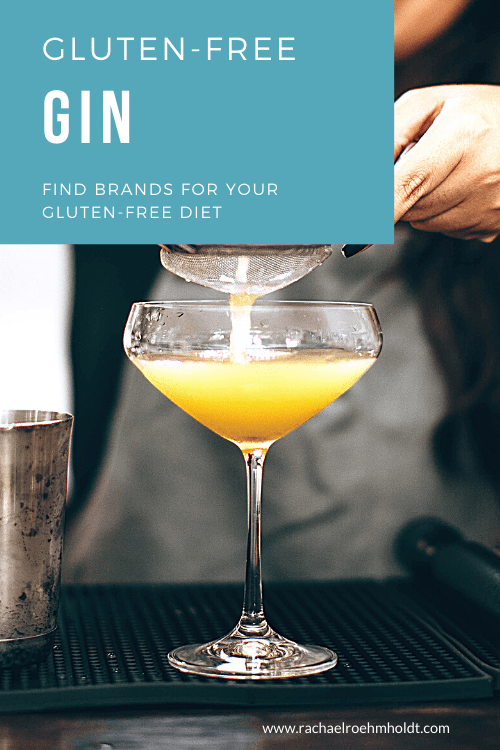 Gluten-free Gin: find out what brands are gluten-free