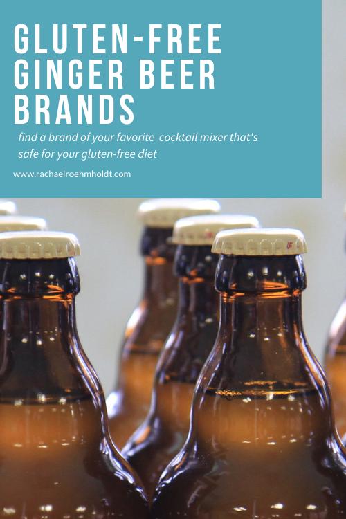 Gluten free Ginger Beer Brands