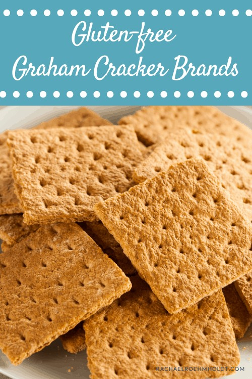 Gluten-free Graham Cracker Brands