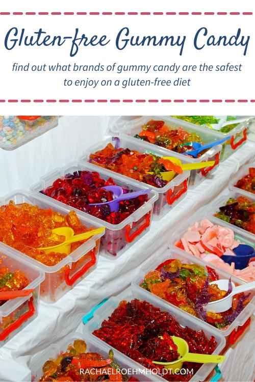 Gluten-free Gummy Candy