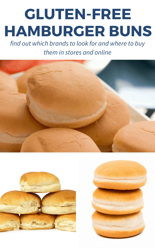 Gluten-free Hamburger Bun Brands