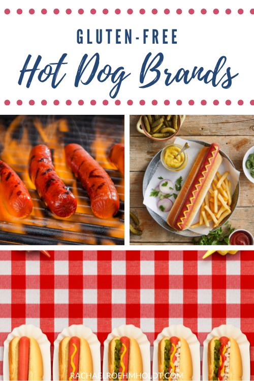 Gluten-free Hot Dog Brands
