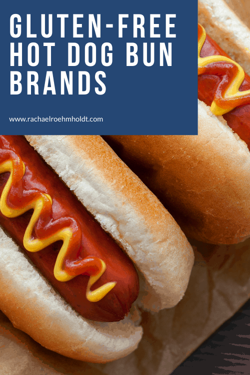 Gluten free Hot Dog Brands