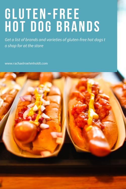 Gluten free Hot Dogs
