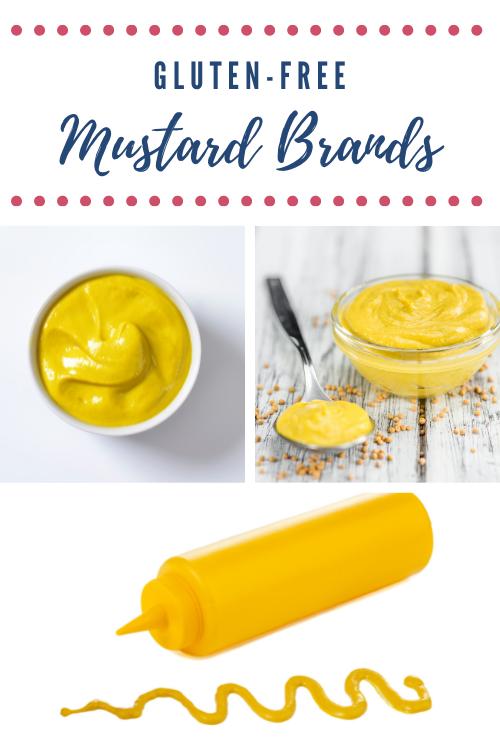 Gluten-free Mustard Brands