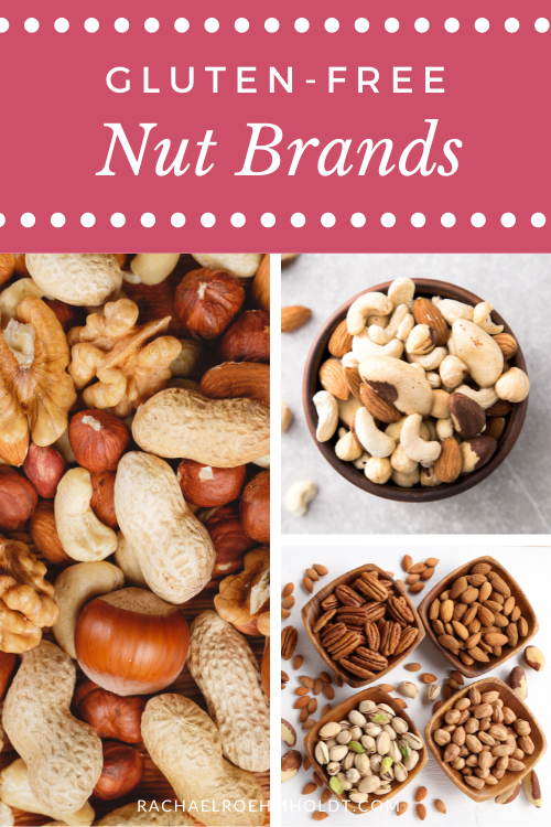 Gluten-free Nut Brands