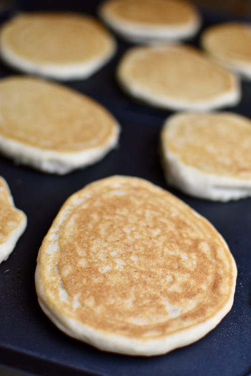 Gluten-free Pancakes: Make the Pancakes