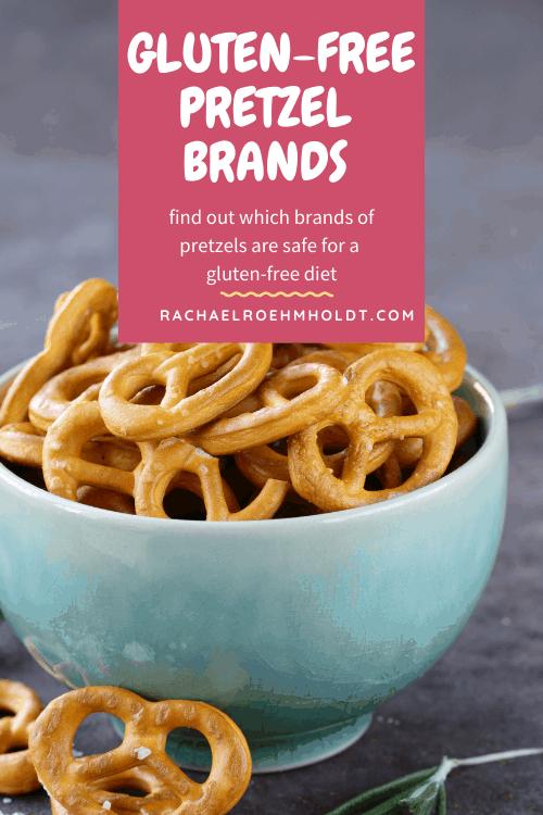 Gluten-free Pretzel Brands