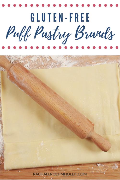 Gluten free Puff Pastry Brands