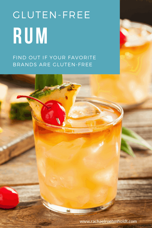Gluten-free Rum: Find out if your favorite brands are gluten-free