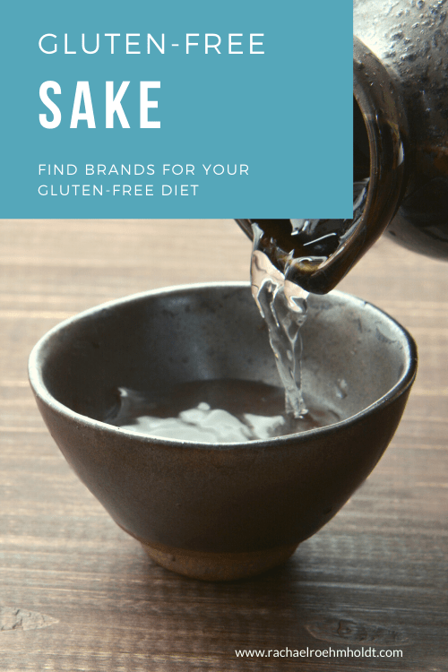 Gluten-free Sake: find out what brands are gluten-free