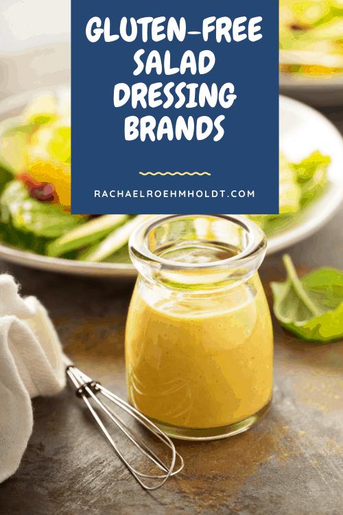 Gluten free Salad Dressing Brands