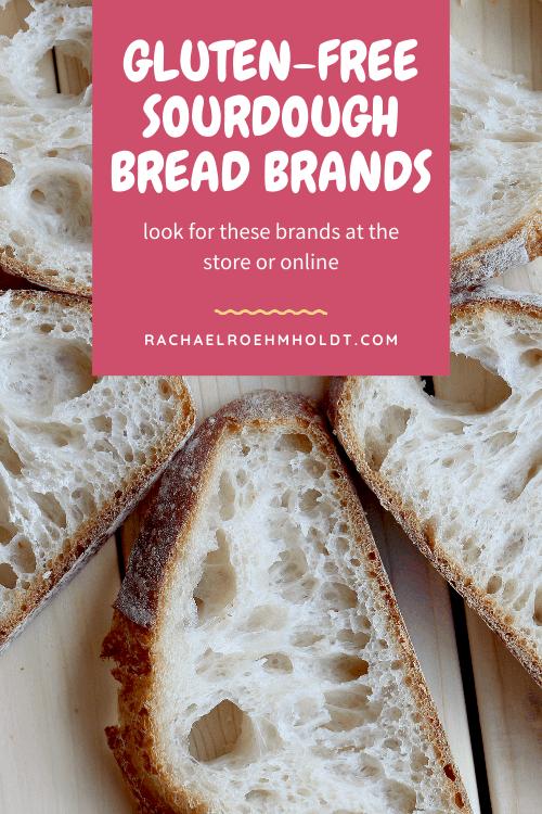 Gluten-free Sourdough Bread Brands