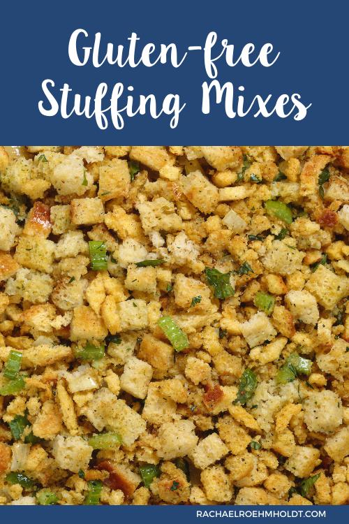 Gluten-free Stuffing Mixes