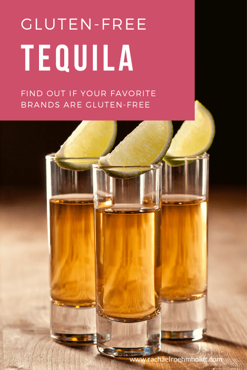 Gluten-free Tequila: find out if your favorite brands are gluten-free