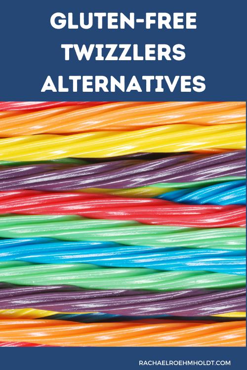 Gluten free Twizzlers Alternatives