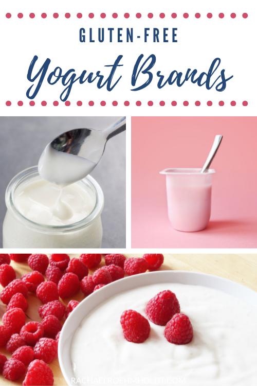 Gluten-free Yogurt Brands
