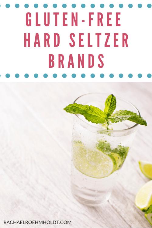 Gluten-free Hard Seltzer Brands