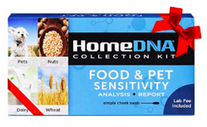 Home DNA for food intolerance and food sensitivity testing