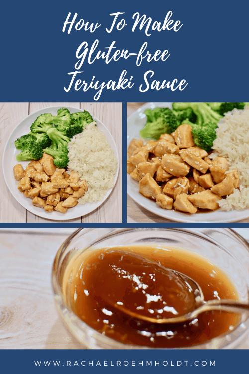 How To Make Gluten-free Teriyaki Sauce