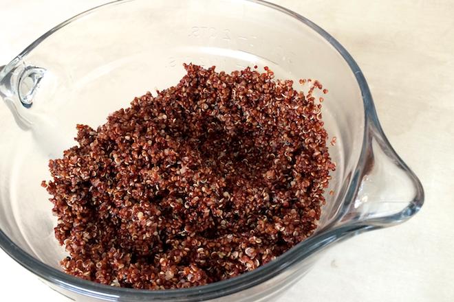 Greek Quinoa Salad   RachaelRoehmholdt.com