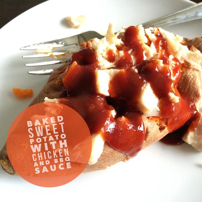 In-a-pinch Dinner Idea: Stuffed Sweet Potatoes | RachaelRoehmholdt.com
