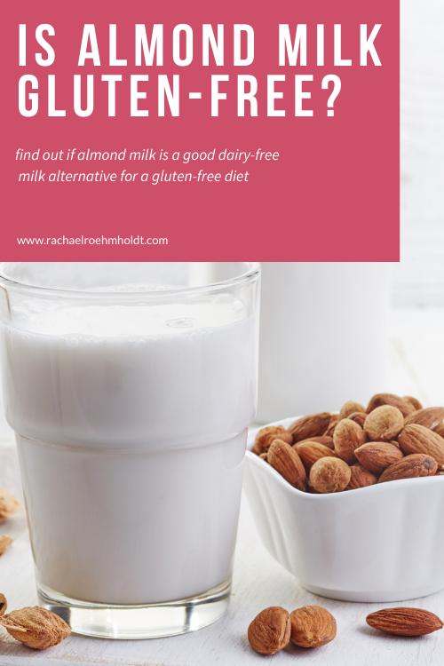 Is Almond Milk Gluten-free?