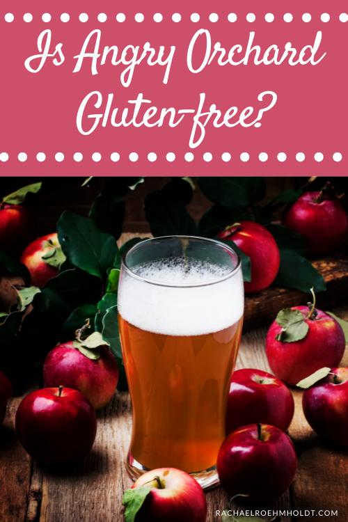 Is Angry Orchard Gluten-free?