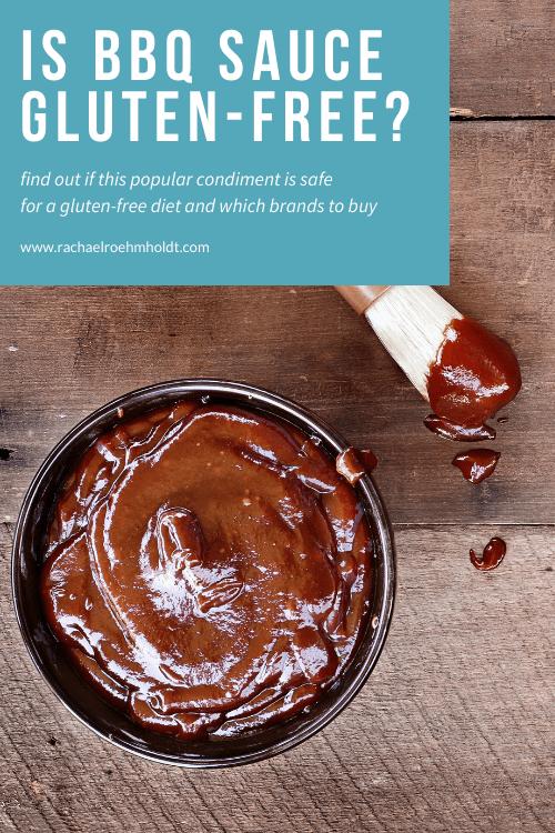 Is BBQ Sauce Gluten-free?