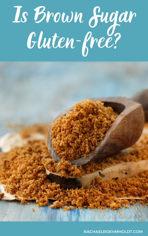 Is Brown Sugar Gluten free?