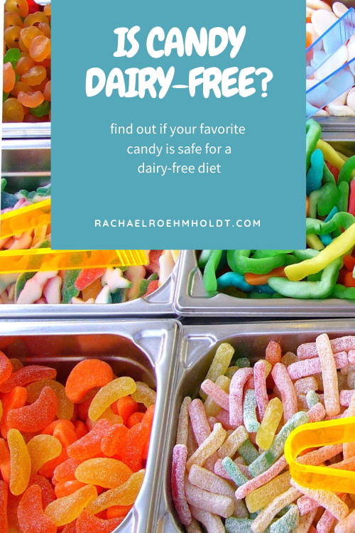 Is Candy Dairy free