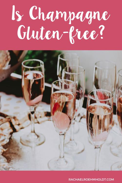 Is Champagne Gluten free?