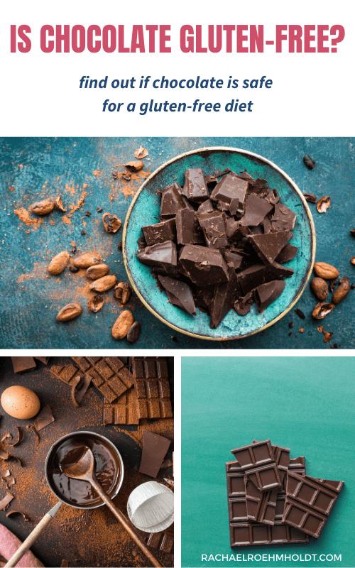 Is Chocolate Gluten-free?