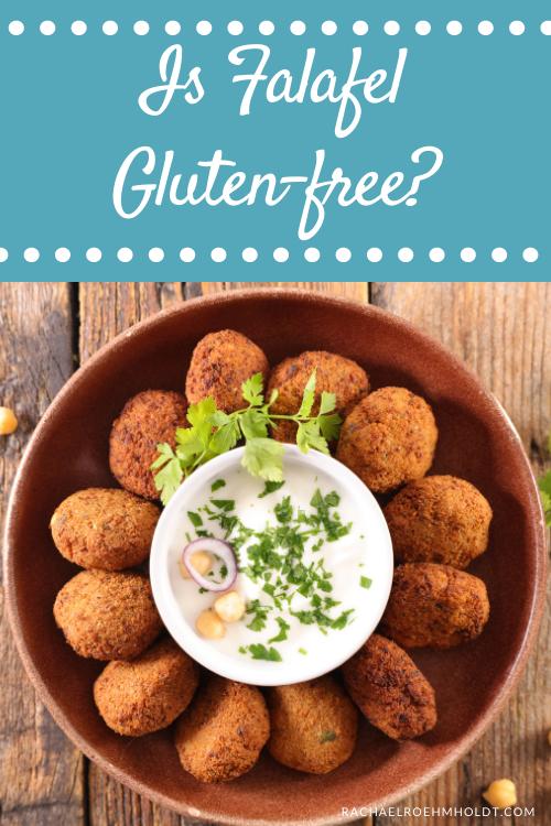 Is Falafel Gluten-free?