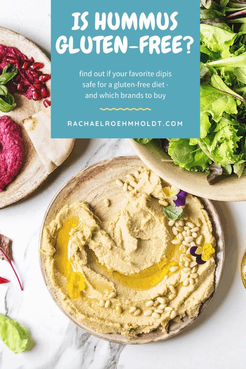Is Hummus Gluten free?