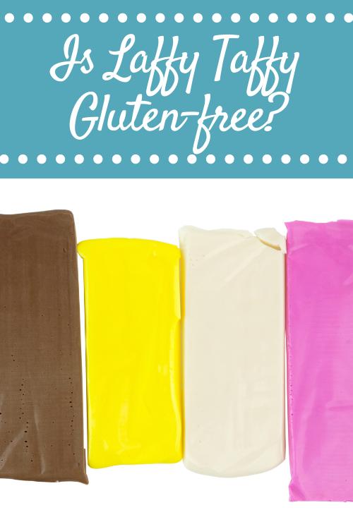 Is Laffy Taffy Gluten-free?