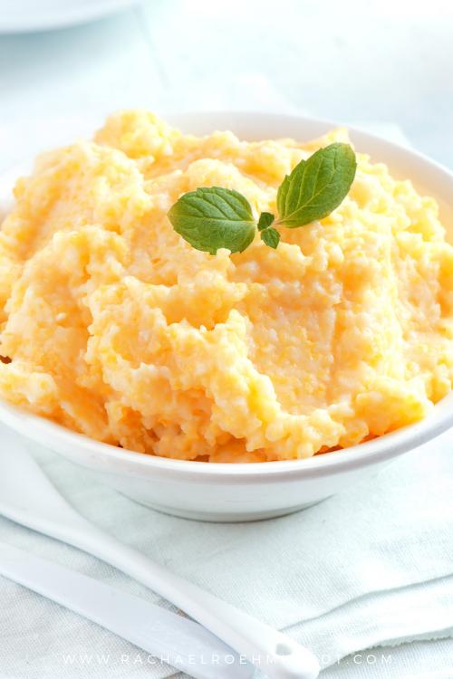 Creamy Gluten-free Polenta