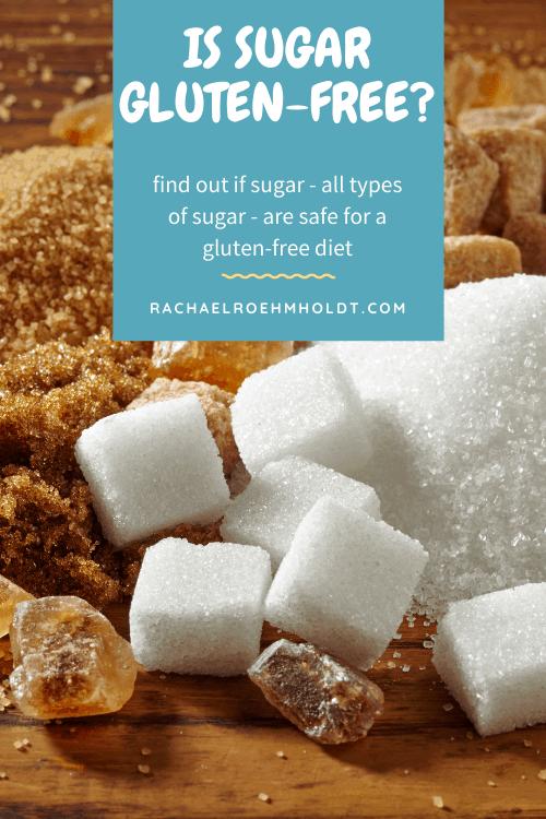 Is Sugar Gluten-free?