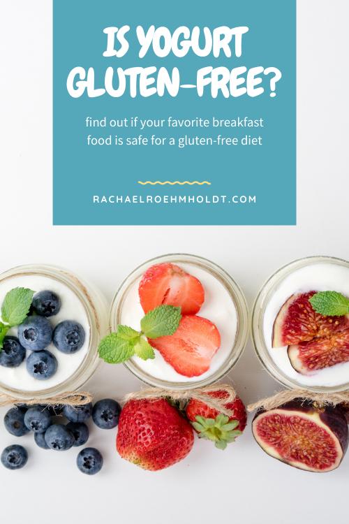 Is Yogurt Gluten-free?