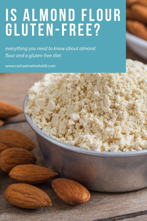 Is almond flour gluten-free?