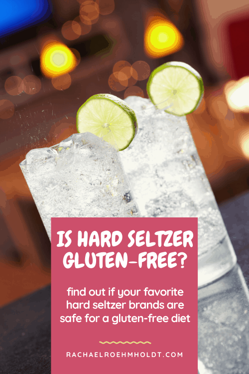 Is hard seltzer gluten-free? Find out if it's safe for a gluten-free diet
